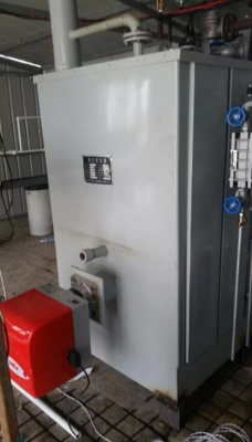 山东菏泽郓城0.3燃气蒸汽发生器